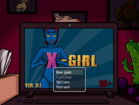 X-Girl 0.3 Game Walkthrough Download for PC & Android