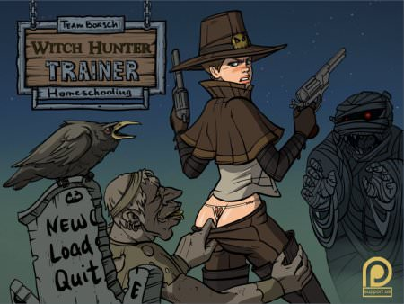 Witch Hunter Trainer Game Walkthrough Download for PC & Android