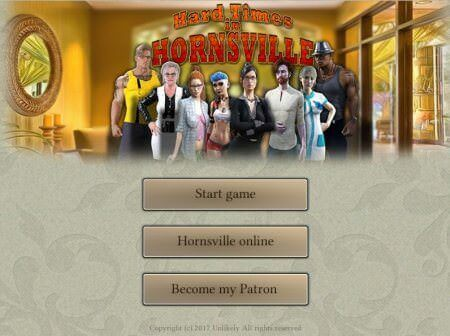 Hard Times in Hornstown 3.23APK Game Walkthrough Download for Android