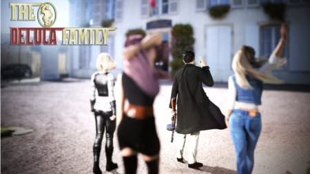 The DeLuca family 0.06.6 APK Game Walkthrough Download for Android