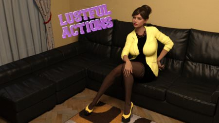 Lustful Actions 0.4 Game Walkthrough Download for PC & Android