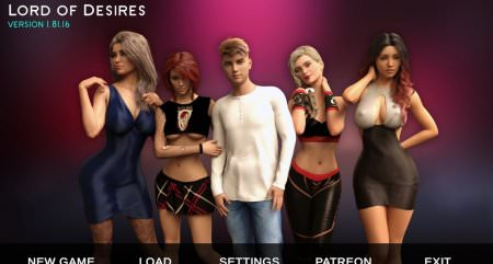 Lord of Desires 0.1b APK Game Walkthrough Download for Android