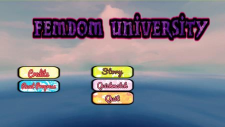 Femdom University 2.16APK Game Walkthrough Download for Android