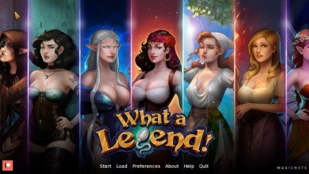 What a Legend! 0.3.01 APK Game Walkthrough Download for Android