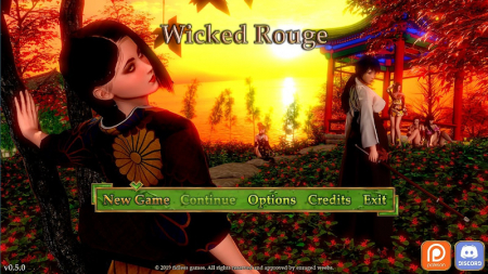Wicked Rouge 0.8.2 APK Game Walkthrough Download for Android