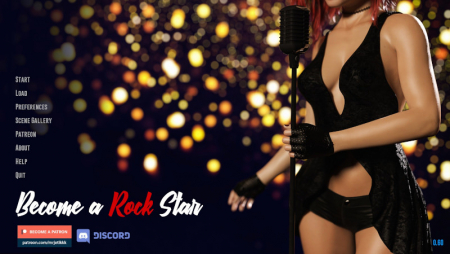 Become A Rock Star 0.80 Game Walkthrough Download for PC & Android