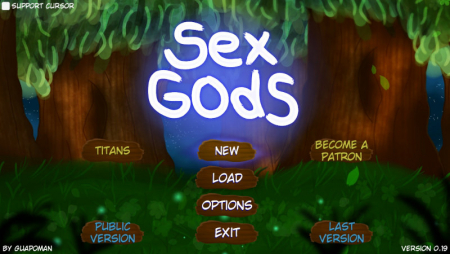 Sex Gods 0.22APK Game Walkthrough Download for Android