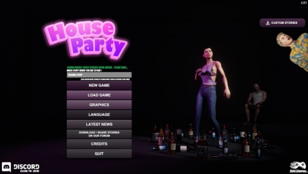 House Party 0.19.0 APK Game Walkthrough Download for Android