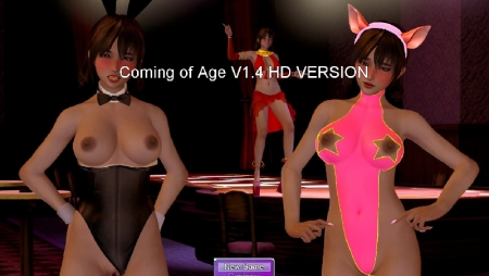 Coming of Age 1.6.1 Game Walkthrough Download for PC & Android