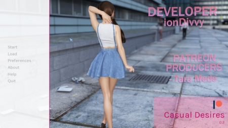 Casual Desires 0.6c Game Walkthrough Download for PC & Android