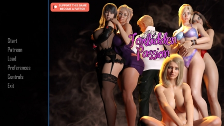 Forbidden Passion 0.3 APK Game Walkthrough Download for Android