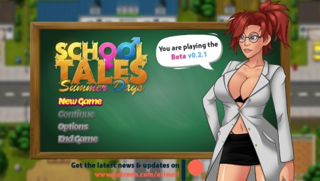 School Tales: Summer Days 0.2.1 APK Game Walkthrough Download for Android