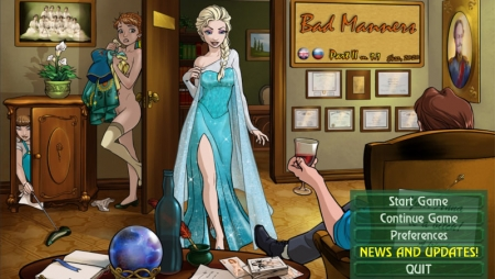 Bad Manners 1.20 Game Walkthrough Download for PC & Android