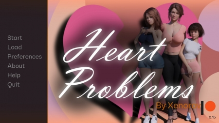 Heart Problems 0.2 Game Walkthrough Download for PC & Android
