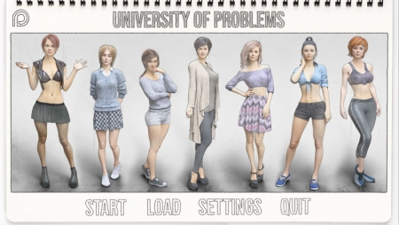 University of Problems 0.2.5 Game Walkthrough Download for PC & Android