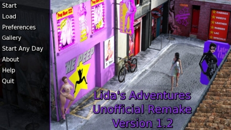 Lida's Adventures - Episode 2 1.96 Game Walkthrough Download for PC & Android
