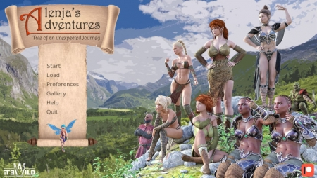 Alenja's Adventures 0.21 Game Walkthrough Download for PC & Android