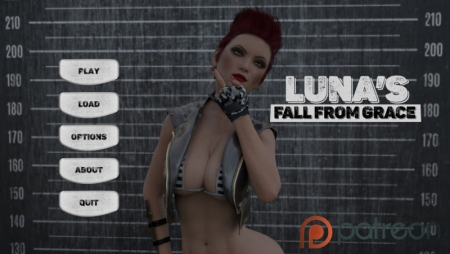 Luna's fall from grace 0.01 Game Walkthrough Download for PC & Android