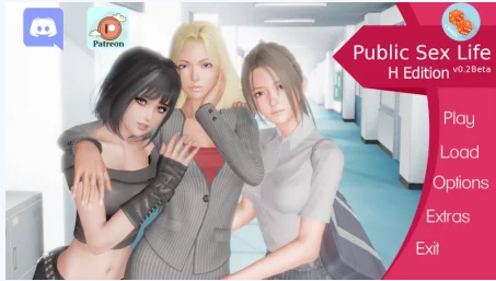 Public Sex Life H 0.25 Game Walkthrough Download for PC & Android
