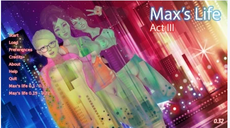 Max's life 0.33 Game Walkthrough Download for PC & Android