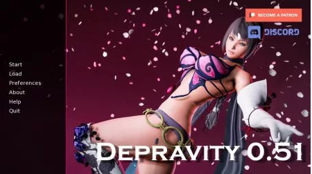 Depravity 0.59 Game Walkthrough Download for PC & Android