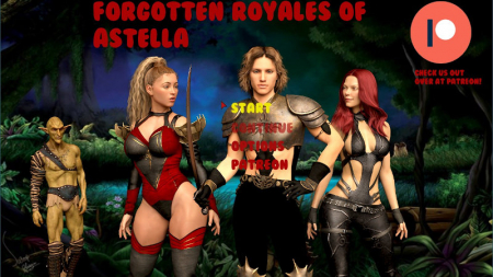 Forgotten Royals of Astella 0.3 Game Walkthrough Download for PC & Android